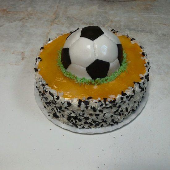 Gimtadienio Tortas Futbolas